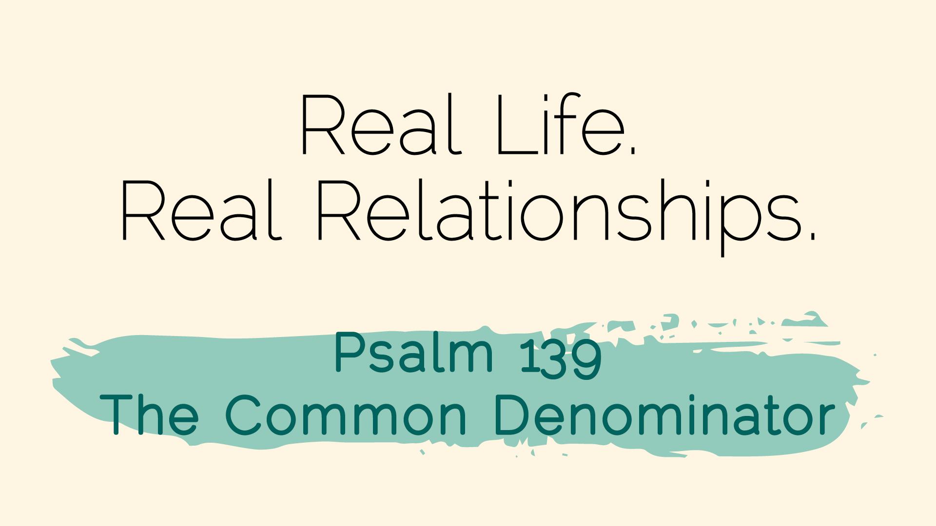 Real Life Jan 17